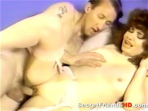 vintage porno With a insane sandy-haired
