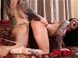 Brandy Aniston attempts out her daughters-in-law beau