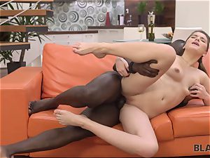 BLACK4K. powerful big black cock makes day of smallish honey never-to-be-forgotten