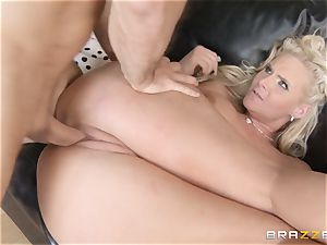Phoenix Marie takes her punishment