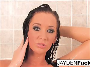 chesty Jayden Jaymes Takes A super-fucking-hot long douche