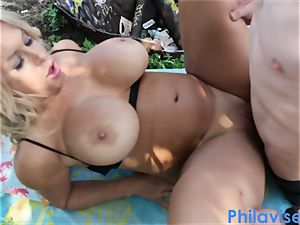 PHILAVISE- almost caught public tearing up with Alyssa Lynn