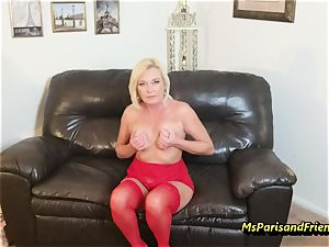 pack Up the Strippers gaping fuckbox with Ms Paris Rose