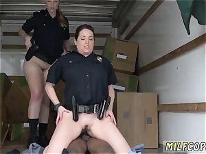 fledgling mom lingerie ebony suspect taken on a rough ride