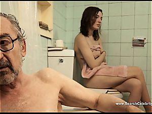 dark-haired Latina Maria Valverde looking marvelous on film