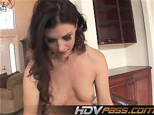 HDVPass multiracial fucky-fucky with India Summers