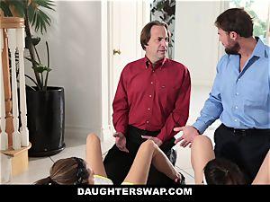 DaughterSwap - super-hot daughters-in-law Get spread
