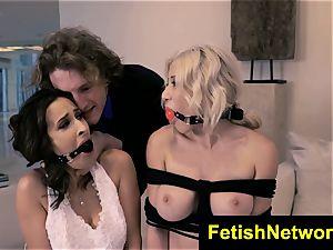 TeenCreeper Ashley Adams big-titted bdsm intercourse