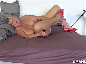 uber-sexy grandmas pummeling With Various guys and nymphs