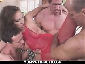 MomsWithBoys greatest mummy cum shot Compilation Of 2018