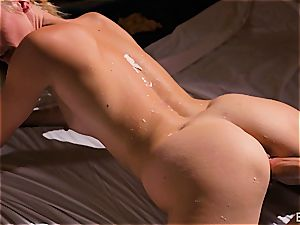 Mona Wales has a romantic enjoy session with her gorgeous fellow