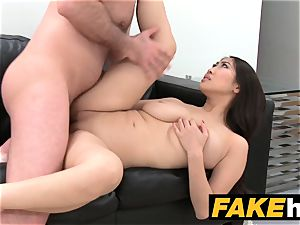 fake Agent thick mammories asian wants rock-hard tear up