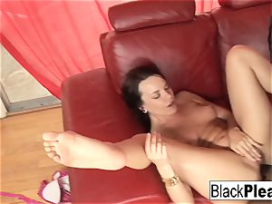 bi-racial buttfuck bang-out with Dana DeArmond and Byron lengthy
