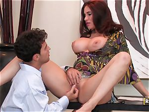 Sheila Marie office boning