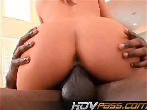 HDVPass gonzo bang-out diva Tori black!