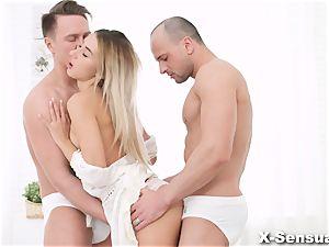 X-Sensual - Katrin Tequila - threesome delight