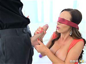 Danny D screwing into Nikki Benz