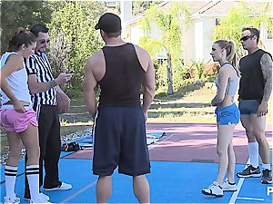 Free throws and oral hookup part 1