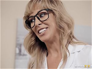 Cherie Deville luvs playing doc