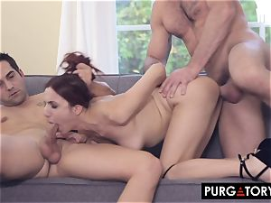 PURGATORYX desire couple Part three with April Snow