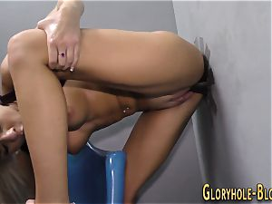 slut gets internal ejaculation by big black cock