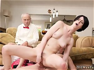 Butter assfuck and steaming mom youthful guy Frannkie heads down the Hersey highway