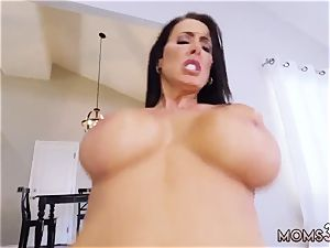 poke white assfuck red-hot milf For His birthday