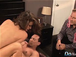 wife dumps with another stud