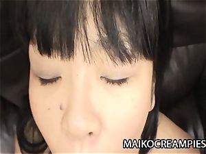 Aiko Hashimoto - JAV Mature Plugged By dick