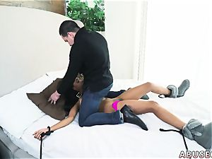 mummy crony s boss tough and soles kittle Brittney milky Takes it rock hard