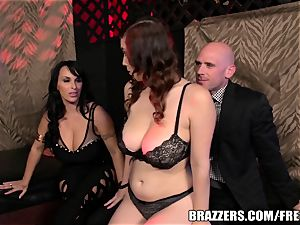 Brazzers - Holly Halston - Learning From the best