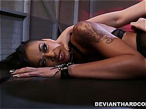 DeviantHardcore - flesh Diamond Fetish shag with Gabriella Paltrova